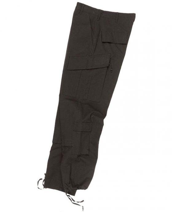 Pantalone Nero da Campo ACU