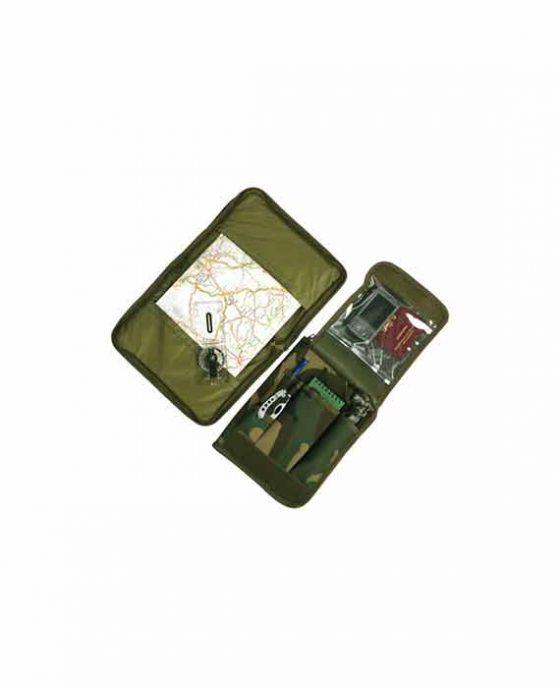 Porta Carte Fogli e Documenti Recon Mimetico Piccolo