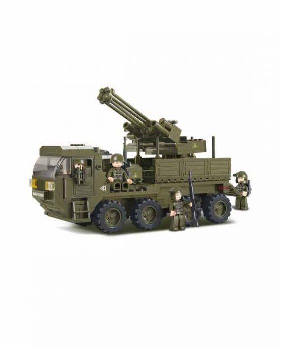 "Giocattolo Sluban ""Heavy Transport M38-B0302"