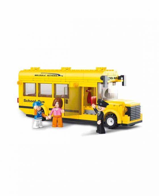 """Giocattolo Sluban """"Scuola Bus M38-B0507"""