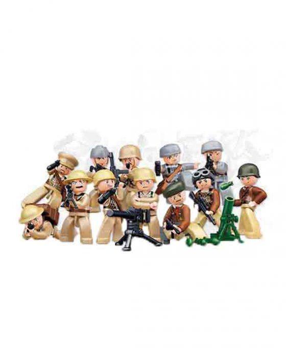 Sluban Soldati Giocattolo