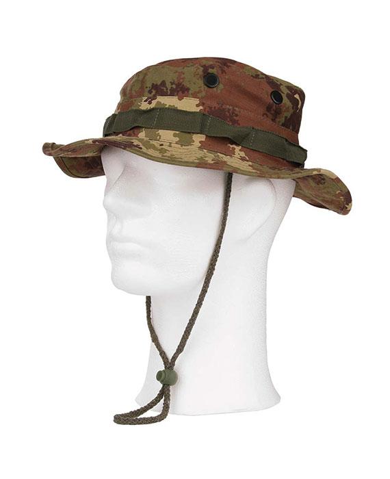 Cappello-militare-ripstop
