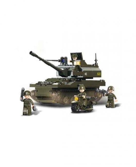 "Giocattolo Sluban ""Tank M38-B9800"""
