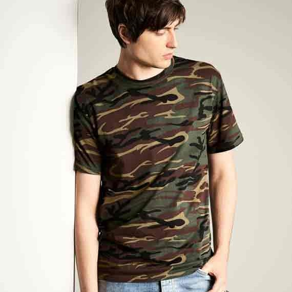 T-Shirt-Camouflage
