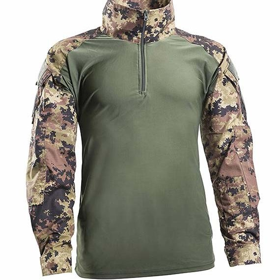 Tactical Shirt cotone