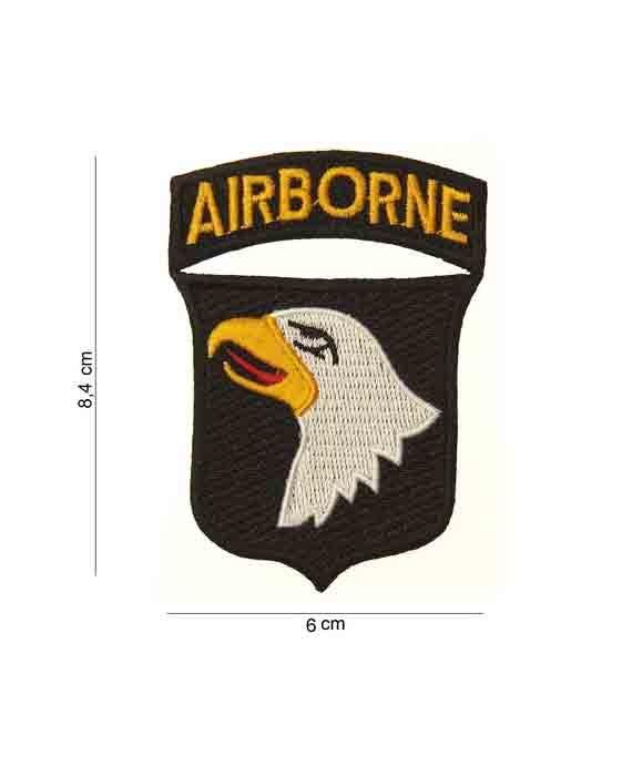 "Patch in Tessuto ""Airborne Aquila Piccola"""