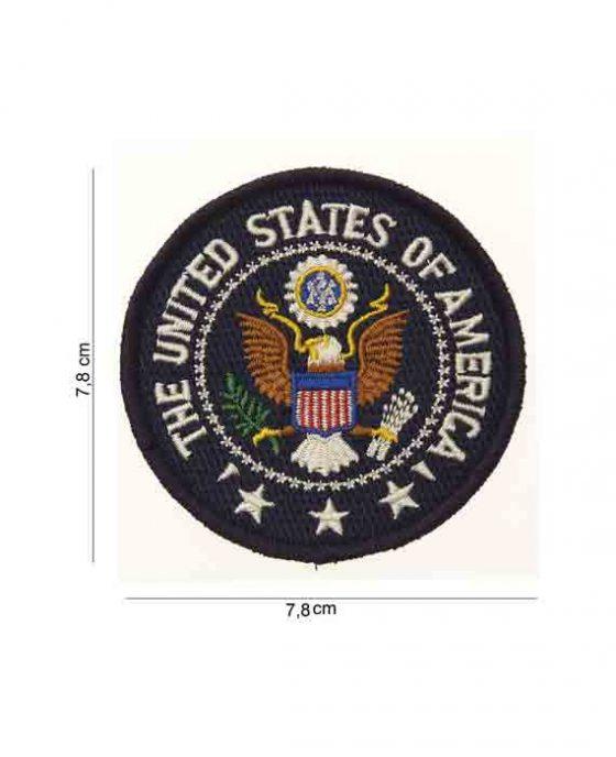 "Toppa in Tessuto ""United States of America"""