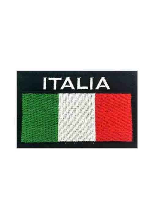 "Patch in Tessuto Bandiera ""ITALIANA"