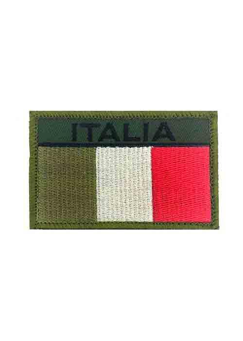 """Patch in Tessuto """"ITALIA"""""""