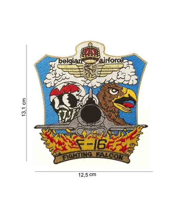 Patch F-16 Belgian Airforce