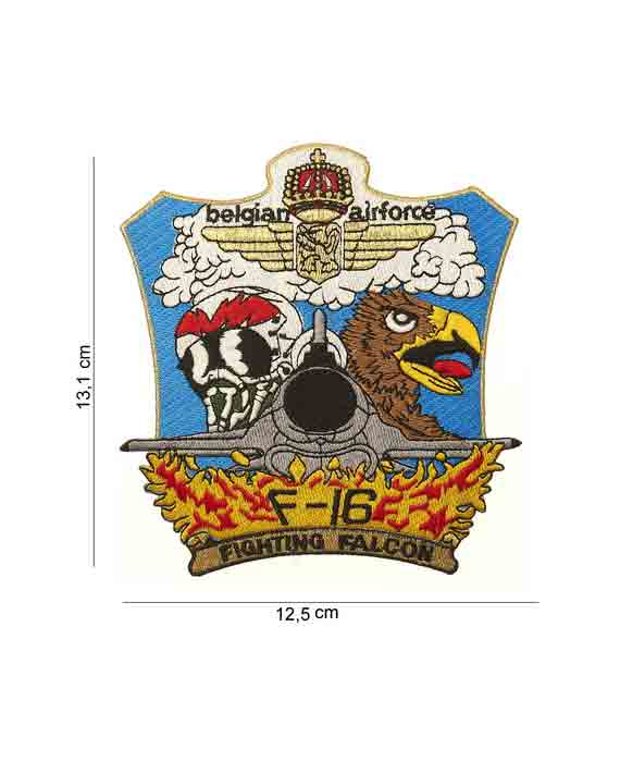 Patch-F16-Falcon