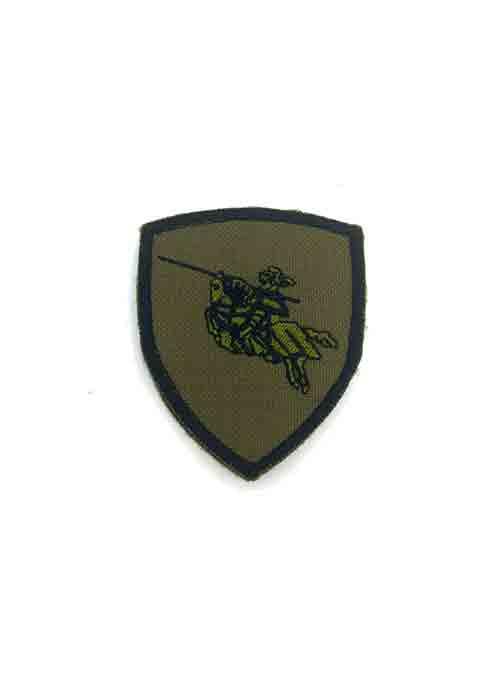 """Patch Scudetto in Tessuto """"Brigata Cavalleria"""""""