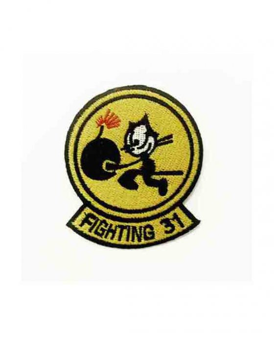 """Patch in Tessuto """"Fighting 31"""""""