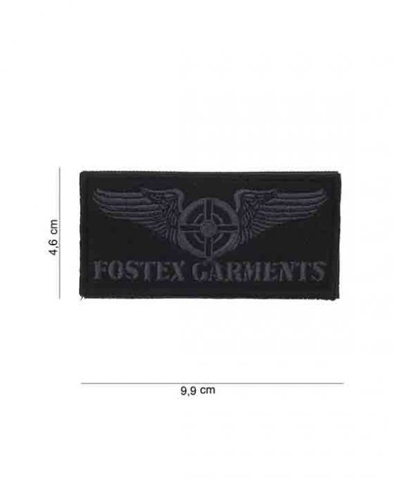 "Patch in Tessuto ""Fostex Garments"""