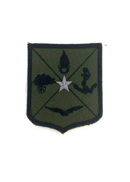 """Patch in Tessuto """"Comando Interforze"""""""