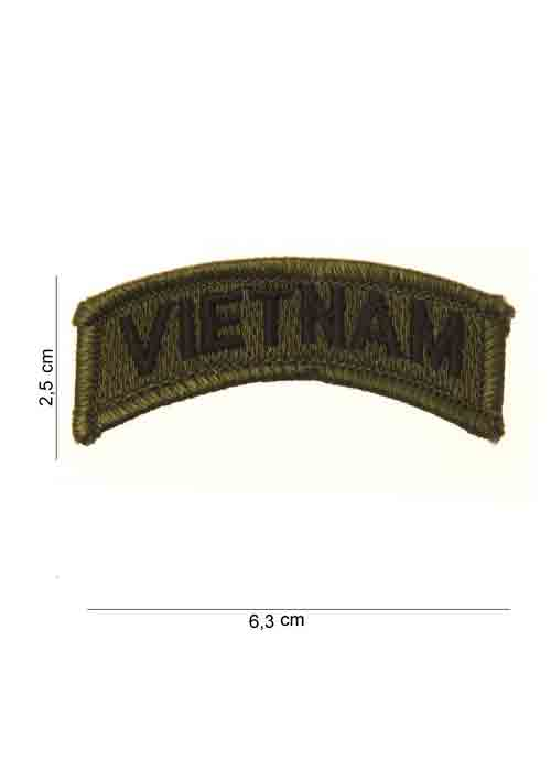 """Patch in Tessuto """"Vietnam"""""""