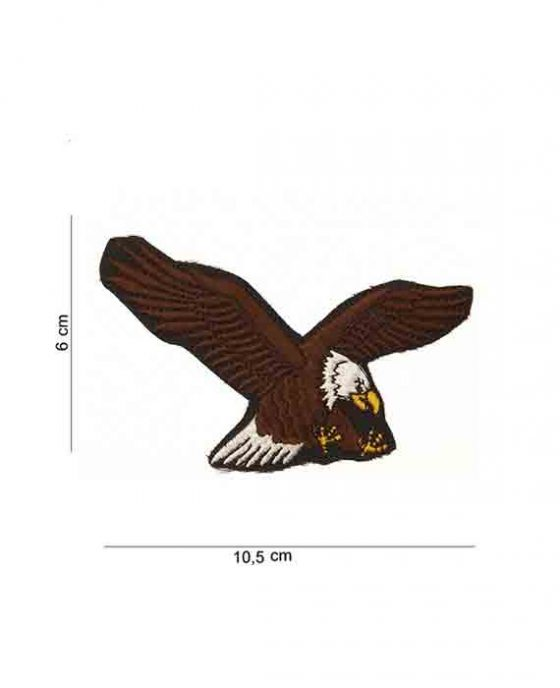 Patch in Stoffa Acquila