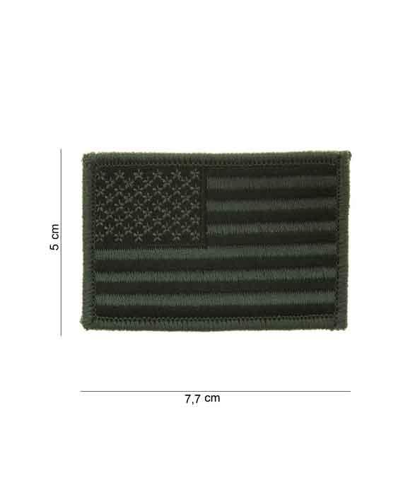 Toppa bandiera Usa Subdead