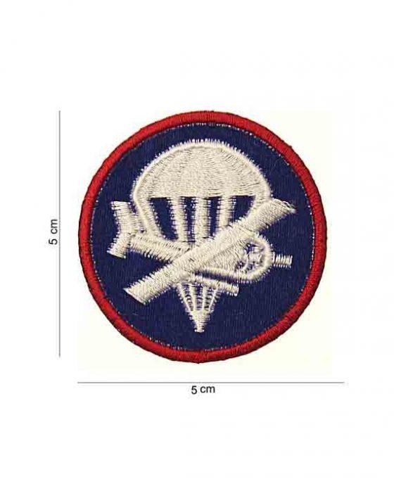 """Patch in Tessuto """"Airborne Garrison Cap"""""""