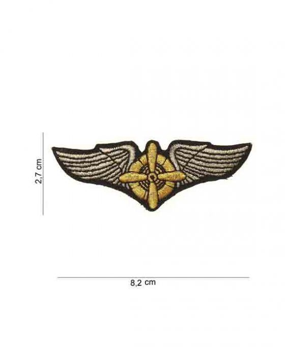 "Patch in Tessuto ""Flight Engineer (piccola)"""