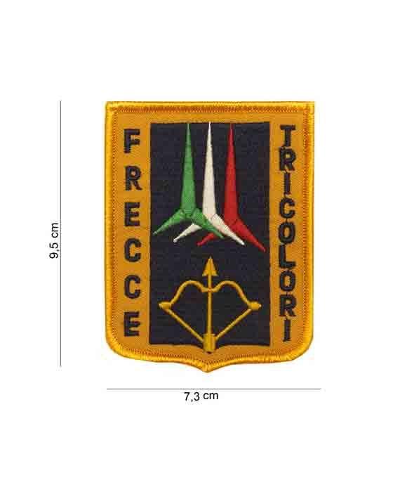 """Patch in Tessutto """"Frecce Tricolori"""""""