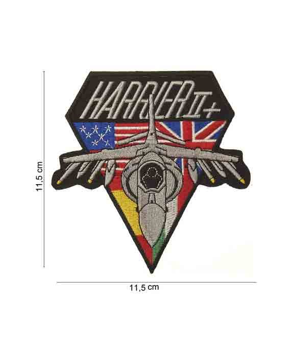 """Patch in Tessuto """"HARRIER II+"""""""