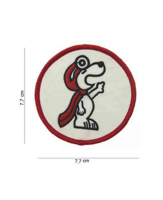 """Patch in Tessuto """"Snoopy"""""""