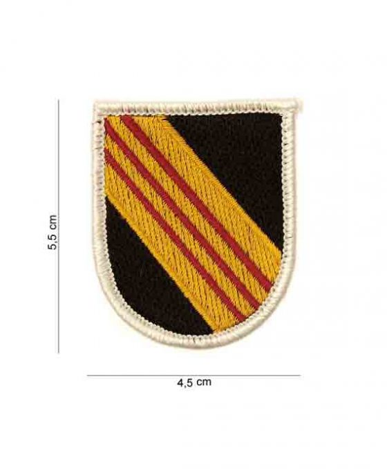 """Patch in Tessuto """"Special Forces"""""""