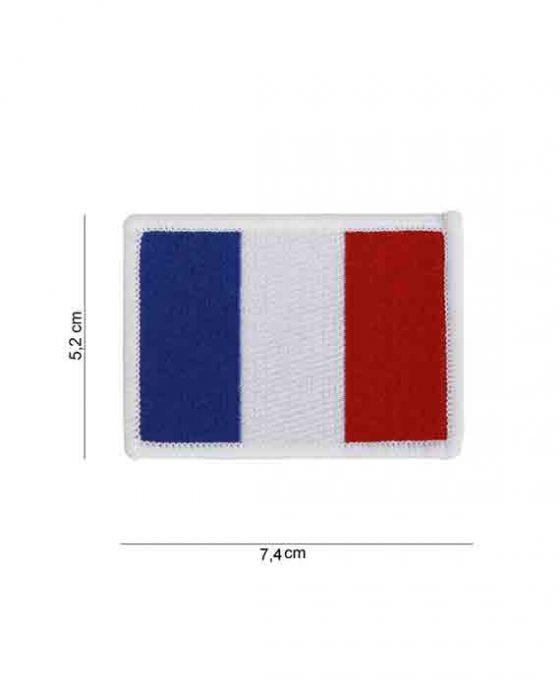 Toppa Bandiera Francese in Stoffa