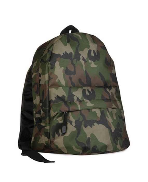"""Piccolo Zaino da """"Trakking"""" Camouflage"""