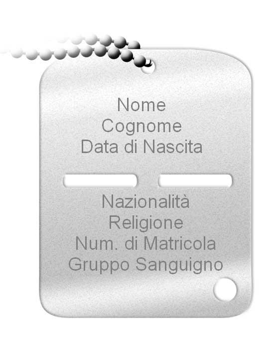 PiastrinaItaliana Personalizza