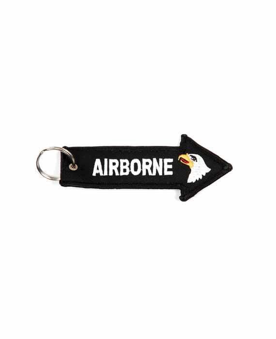"""Portachiavi a Freccia Acquila """"Airborne"""""""