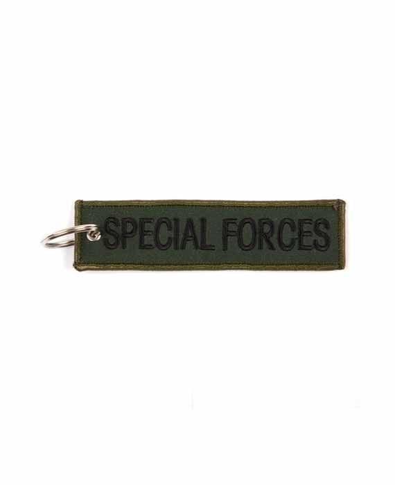 "Portachiavi in Tessuto ""Special Forces"""