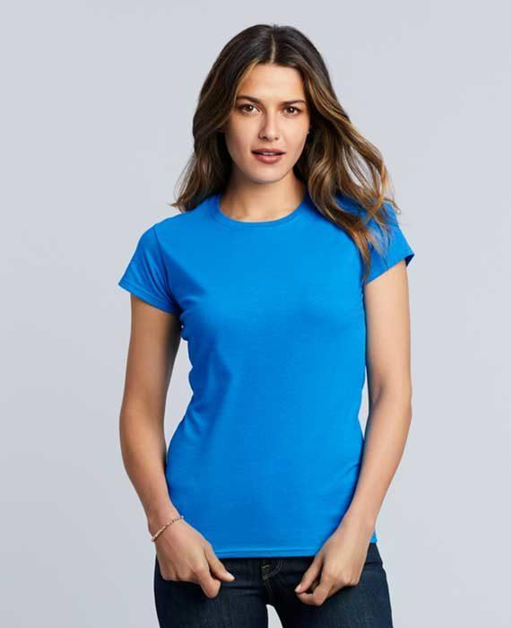 T-Shirt Donna Soft