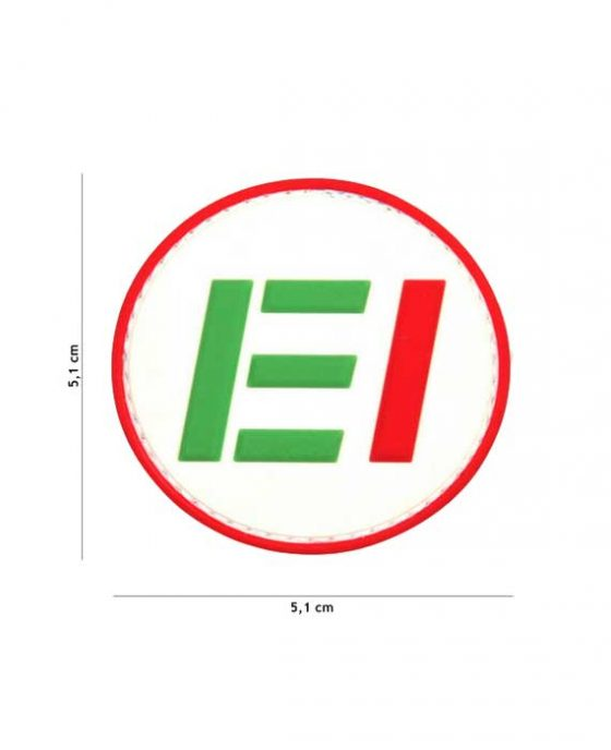 """Patch 3D in PVC Iniziali """"ESERCITO ITALIANO"""""""