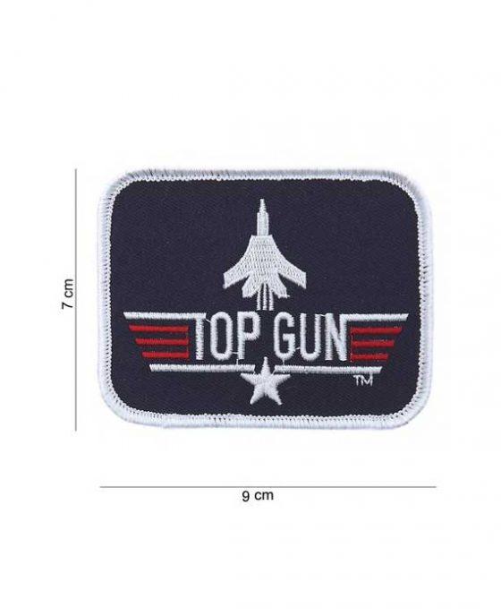 Patch in Tessuto TOP GUN AEREO