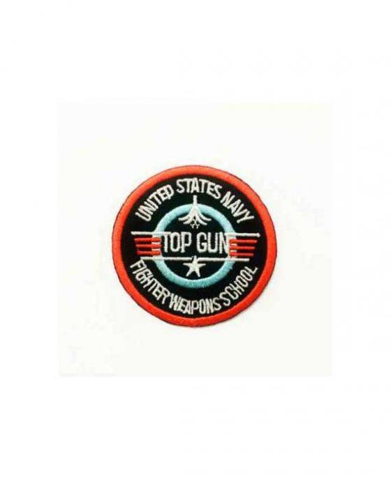 "Toppa in Tessuto United States Navy ""Top Gun"""