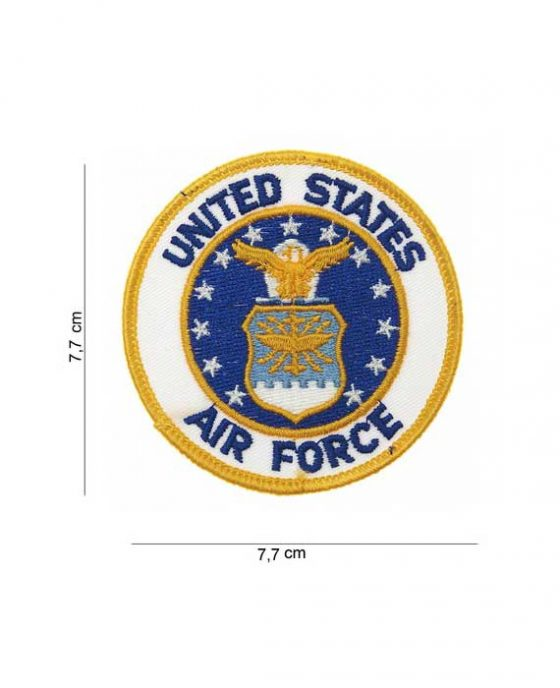 """Patch in Tessuto """"United States Air Force"""""""
