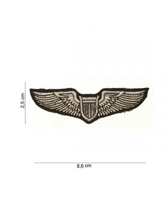 Patch Pilotg wing