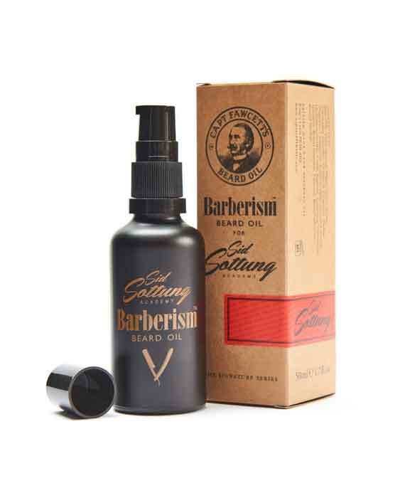 "Olio da Barba 50 ml ""Captain Fawcett"""