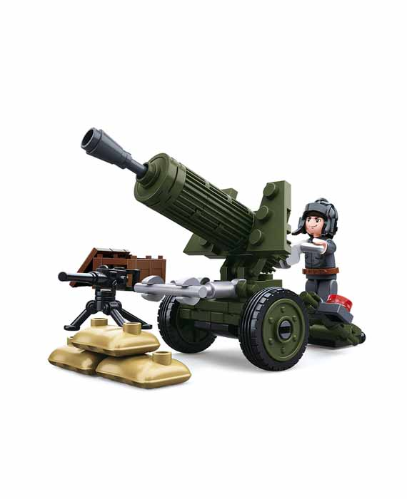 SLUBAN-WWII-4IN1-ARMY-MODEL-A-M38-B0678A