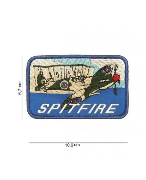 "Patch in Tessuto ""Spitfire"""