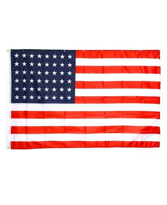 Bandiera Stati Uniti D'America a 48 Stelle