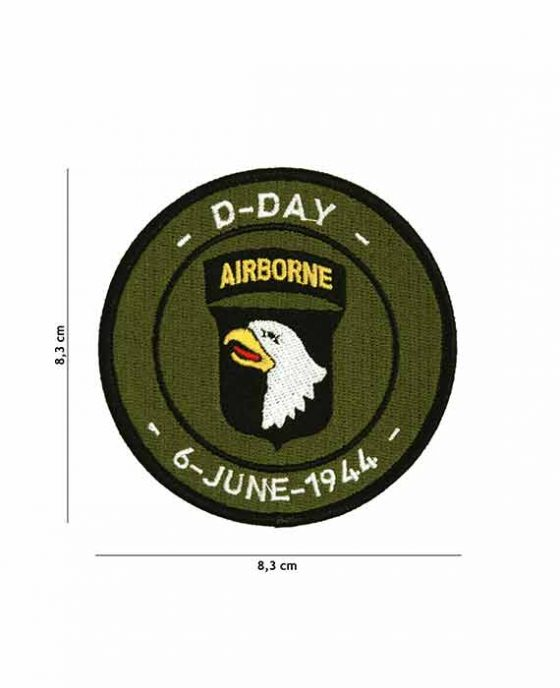 "Patch D Day ""6 June 1944""Airborne"