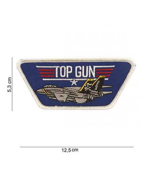 "Patch in Stoffa Jet ""Top Gun"""