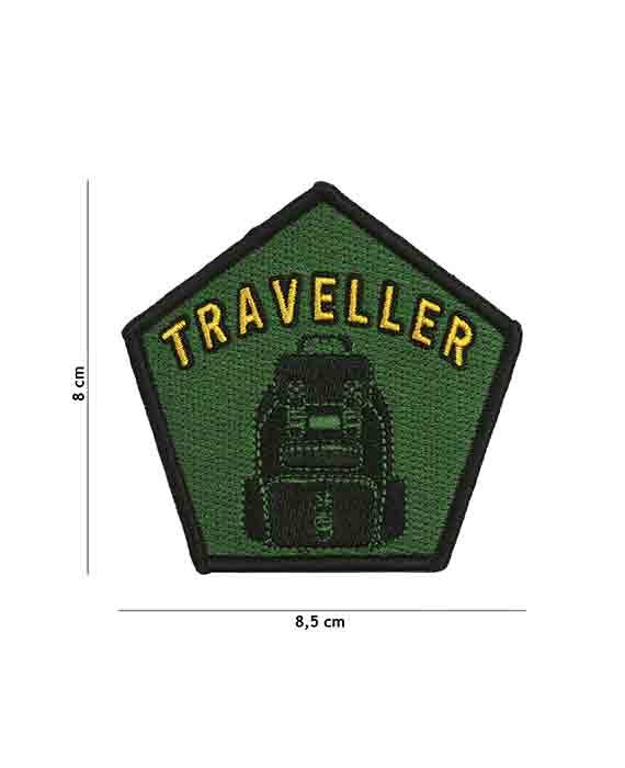 """Patch in Stoffa """"Traveller"""""""