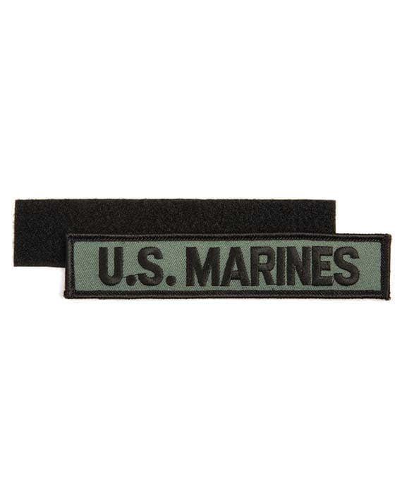 "Patch in Stoffa ""U.S. Marines"""
