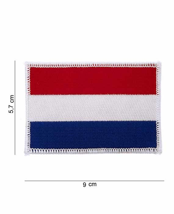 Patch in Stoffa Bandiera Olandese