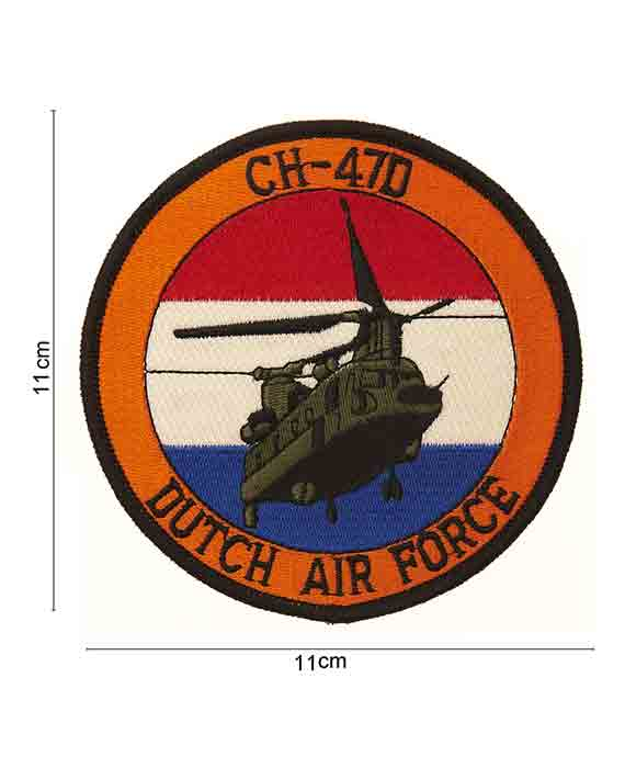 patch-dutch-air-force