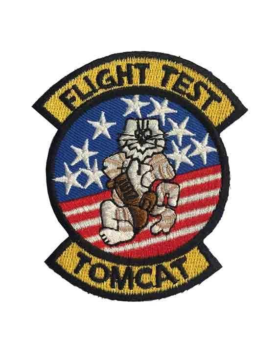 Patch Flight Test TOMCAT